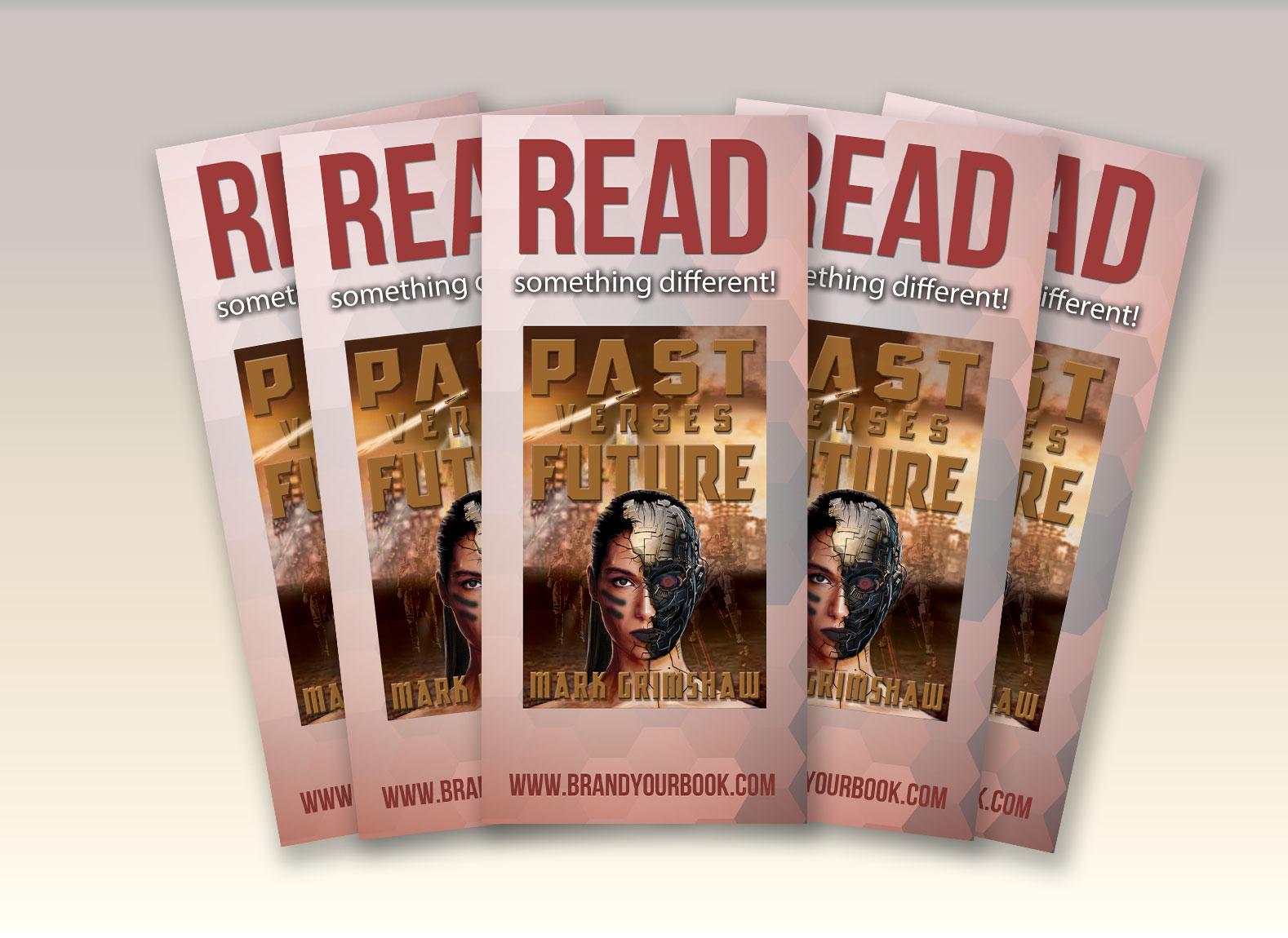 Book Branders Rackcardimg Marketing