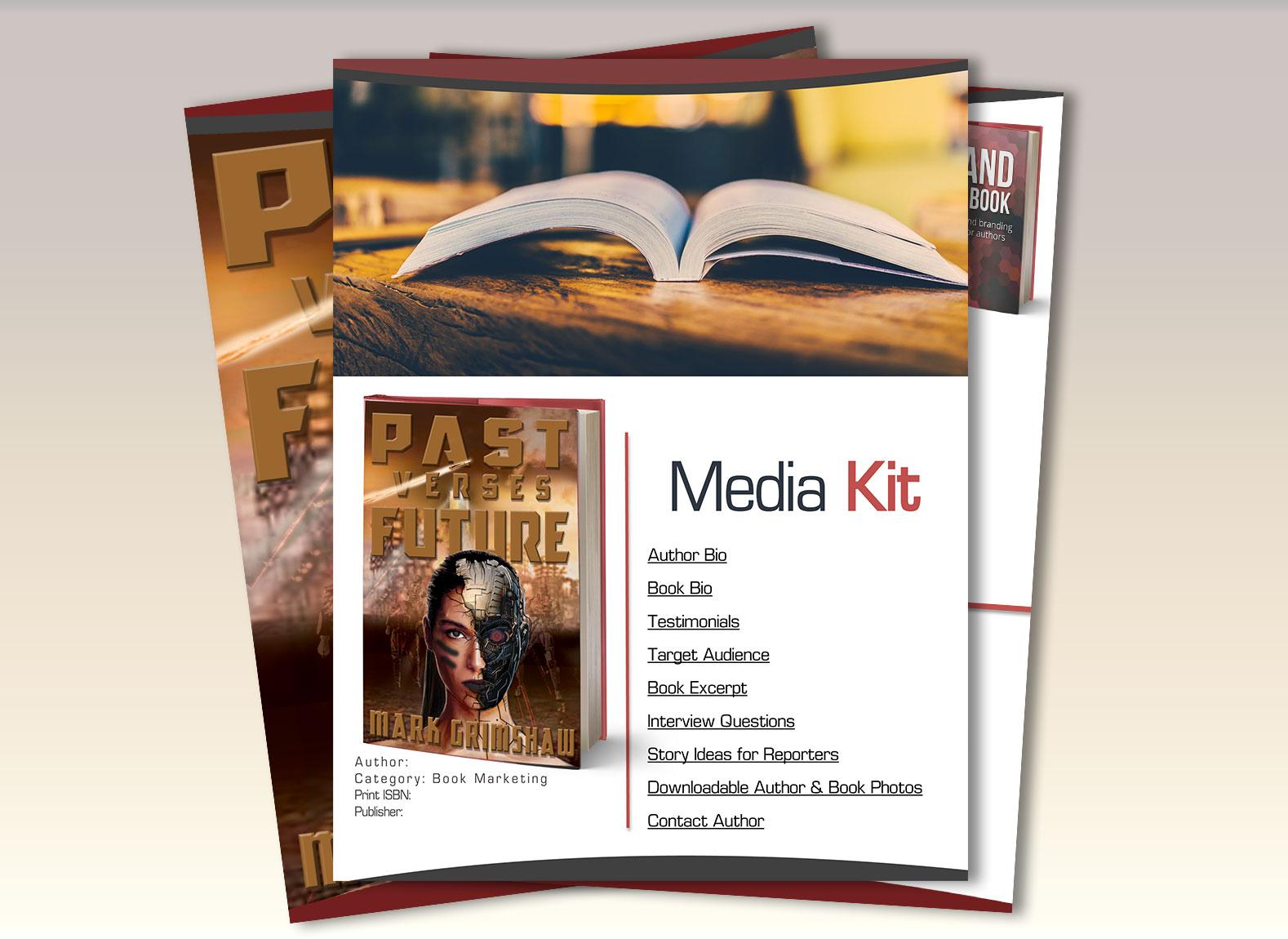 Book Branders mediakitimg Marketing