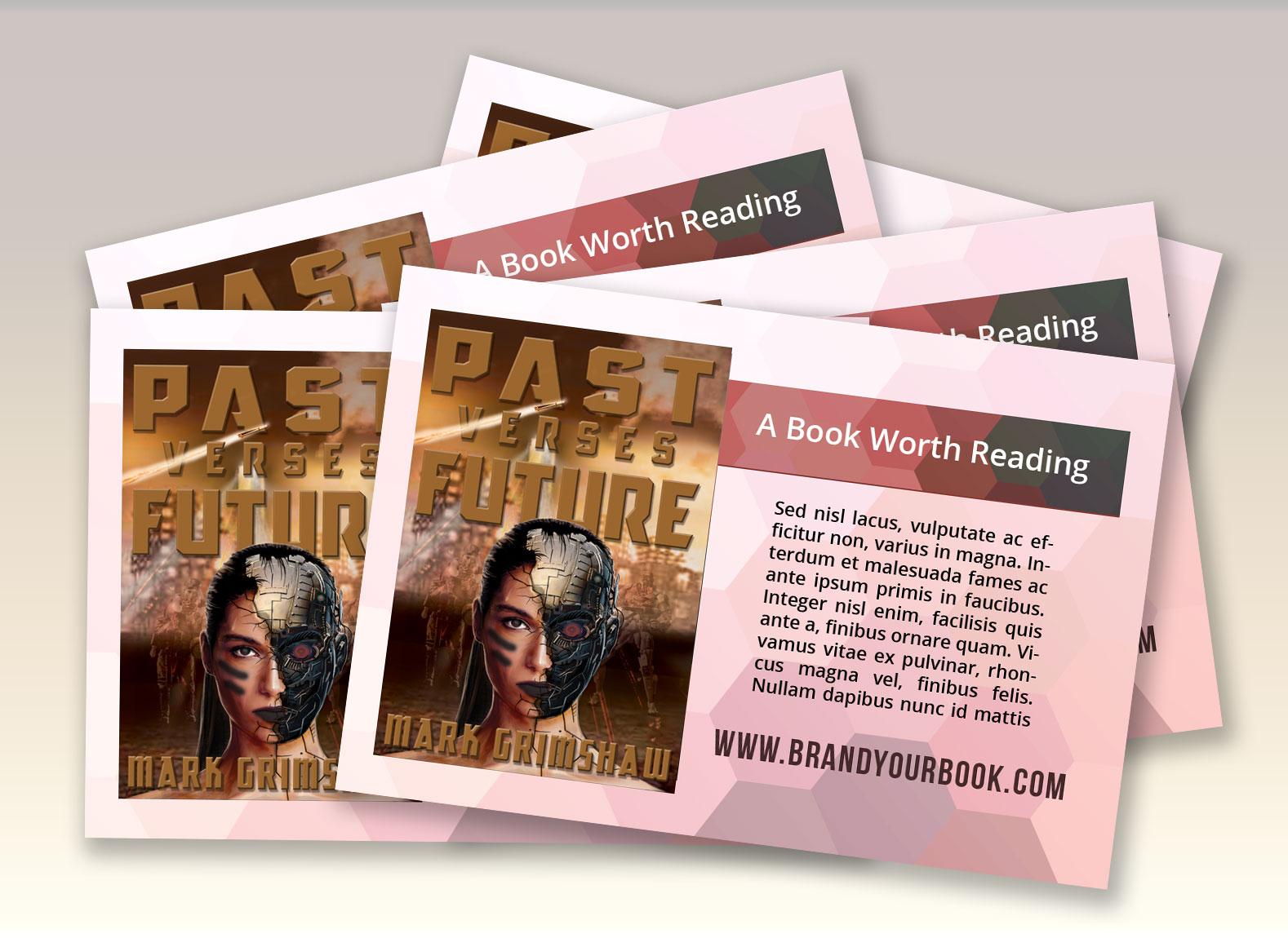 Book Branders postcardimg Marketing