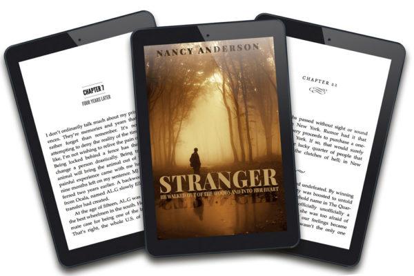 e-book conversion example as seen on a mobile device